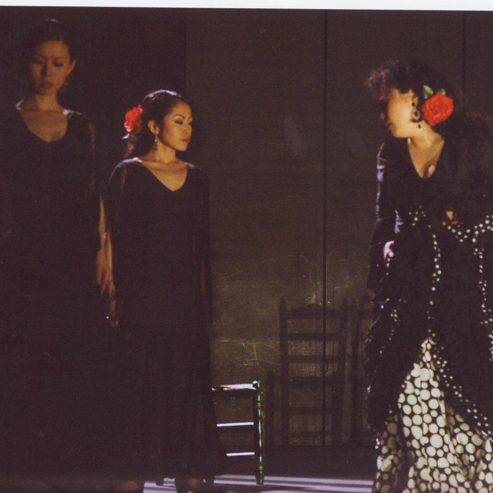 ライブ・イベントCIBAYIの舞台ご案内のイメージ